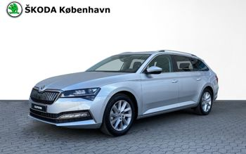 Škoda Superb 1,4 TSi iV Plus Combi DSG